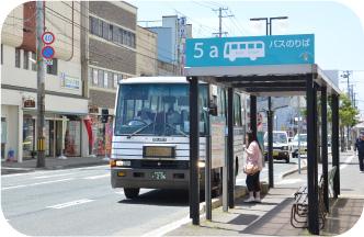 市内の公共交通整備スタート