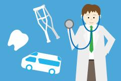北上市内の医療施設数