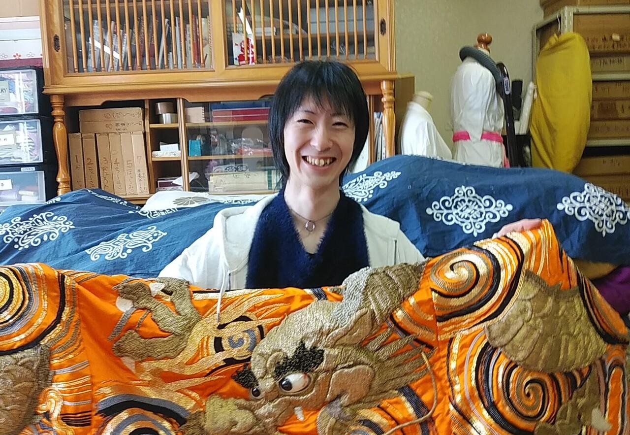 【20代の肖像】vol.15  たくさんの想いに支えられ。 北上市の歌舞伎文化を未来へ。